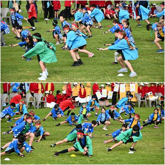 Inter House Athletic Carnival